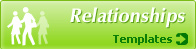 Relationships certificate templates